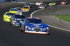 Alon Day, a Jewish Nascar Driver, Is the First Israeli in the Series' History.