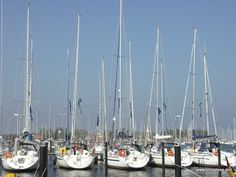 Heiligenhafen - PCOYachting #Yachtcharter #Sailing #yachting