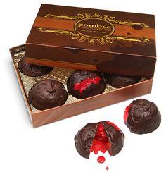 Zombie Chocolates