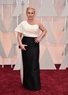 El emocionante discurso de Patricia Arquette por la igualdad de la mujer al recoger su Oscar