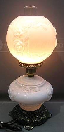 Beautiful Parlor Lamp