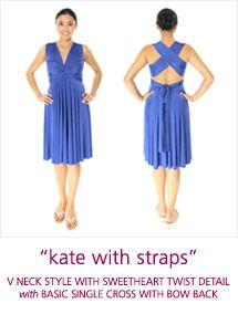Double Strap Styles | Henkaa
