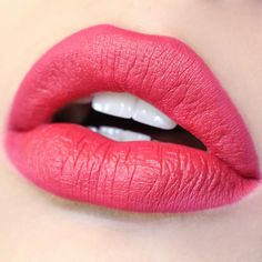 I Heart This Lippie pink red Lippie Stix swatch