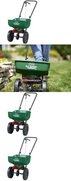 Seeders and Spreaders 118869: Scotts Turf Builder Edgeguard Mini Broadcast Spreader, Garden Tool New -> BUY IT NOW ONLY: $131.83 on eBay!