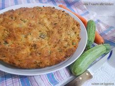 Torta 7 vasetti alle verdure
