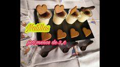 #NATILLAS CASERAS POR MENOS DE 3 €/3$ #RETOVLOGUERAS #natillascaseras #custard #homemadecustard #retovloguer #retoblogueras #natillasfaciles #3euros #por3euros #custardgrandmother