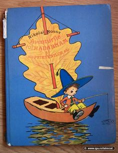 Habarnam (in translation I know nothing) - one of my childhood books!