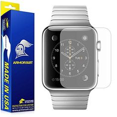 ArmorSuit MilitaryShield For Apple Watch 42mm Matte Screen Protector Series 1 Full Coverage 2 Pack AntiGlare  Lifetime Replacements >>> Click image for more details. (Note:Amazon affiliate link)