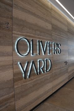 Oliver's Yard Stone Cladding, Concrete, Yard, Home Decor, Stone Veneer, Patio, Yards, Interior Design, Home Interior Design