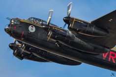 Image © Barrie May Lancaster Bomber, Last Shadow, Air Force Aircraft, Nose Art, Royal Air Force, Air Show, Military Aircraft, Rolls Royce, Wwii