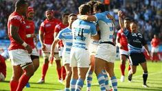 Rugby World Cup 2015 - Centro de partido - Partido 27