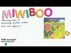 Rémi Guichard - Petit escargot - Miwiboo