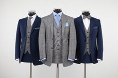 Option Blue/Grey Check Suit: Made to Measure, Blue Suit: Hire Wedding Suit Hire, Vintage Wedding Suits, Tweed Wedding Suits, Best Wedding Suits, Tweed Suits, Wedding Men, Grey Suits, Wedding Blog, Wedding Attire