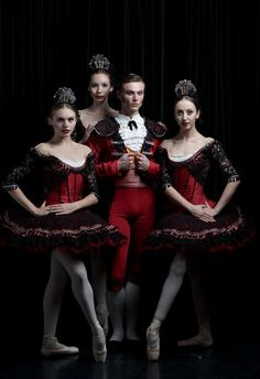 The Nutcracker - Portraits | Queensland Ballet