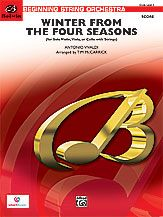 Winter from the Four Seasons by Antonio Vivaldi/a | J.W. Pepper Sheet Music