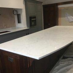 Monaco Carrera - Chelmsford, Essex - Rock and Co Granite Ltd Chelmsford Essex, Kitchen Installation, Handmade Kitchens, Carrara, Monaco, Luxury Homes, Home Decor, Luxurious Homes, Luxury Houses