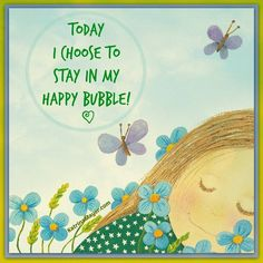 Staying in my happy bubble. Yes I am! #happy #bubble www.KatrinaMayer.com #love #peace #joy #happiness #weareone #goodvibes #spreadthelove #smile #enjoylife #behappy #lightworker #goodenergy #motivation #passion #inspiration #lawofattraction #spiritual #awaken #consciousness #onelove #wholeness #bliss #enlightenment #meditation #lifeisbeautiful #wordsofwisdom