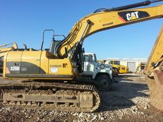 2008 Caterpillar 320DLRR Excavator for sale at B&R Equipment.  This excavator is ready to go to work.  Call Milo for more details and pictures. 8173791340 http://www.brequipmentco.com #heavyequipment #caterpillar #cat320 #cat #constructionequipment #excavator #heavyequipmentphoto #catequipment #caterpillarequipment