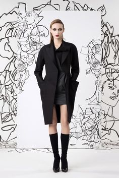 Jean Paul Gaultier | Pre-Fall 2014 Collection | Vogue Runway