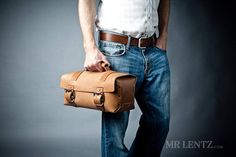 Mens Bag Mens Leather Bag Leather Tool Bag Leather Work