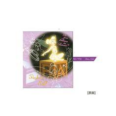 ディズニー ティンカーベル ● リボン付アルバム ★フィルムアー :dl11dz76598:キャラクター雑貨 ラフラフ - 通販 - Yahoo!ショッピング