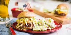 Better Bean Burger with Special Sauce & Classic Potato Salad
