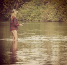 fishing . . .wish I could do it everyday