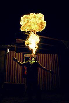 circus FIREman !!!!!