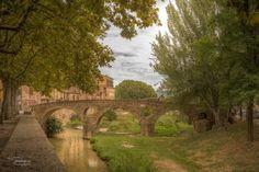 Puente romano de Vic, Cataluña #jmdaza