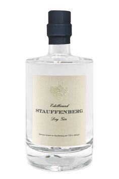 Dry Gin | STAUFFENBERG Dry Gin. All numbered in hand. Currently drinking from lot 13 bottle 133/150. So recommendable.