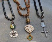 one of a kind vintage and gemstone jewelry...love, love,love this jewelry!!