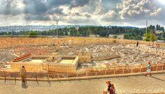 Jerusalem Model (HDR) 1   Flickr - Photo Sharing!