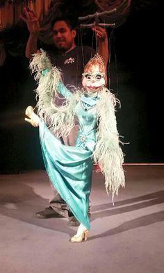 Bob barker marionette