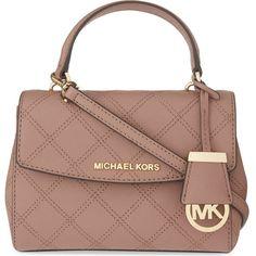 e826e852905e MICHAEL MICHAEL KORS Ava stitched extra-small cross-body bag ( 260) ❤