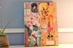 GarZenKunst - Collage von PiepShow  auf DaWanda.com