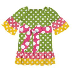 Check out the summer dress Sandra Schofield created on Designed By Me from Lolly Wolly Doodle!