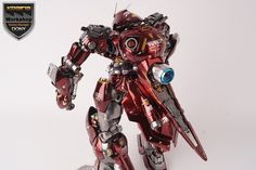 G-System 1/60 Gerbera Tetra Plus - Painted Build Modeled by DONY