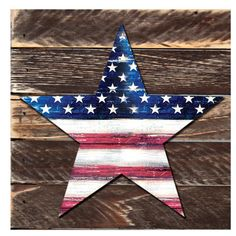 This beautifully handcrafted Americana wooden decorative item makes for a great gift for any occasion and great for home and garden decorating. Arrives ready to decorate your living space with! Multi use item, great for DIY projects and ideas. 4th July Crafts, Fourth Of July Crafts For Kids, Fourth Of July Decor, 4th Of July Decorations, July 4th, Decorations For Home, Birthday Decorations, Americana Crafts, Patriotic Crafts