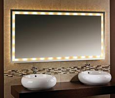 Ideal Badezimmerspiegel mit Licht Imperium Badspiegel