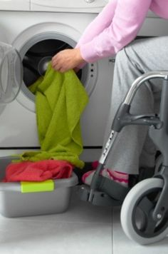 This is a guide about organizing your home when you have a disability. Organizing your home and belongings, with your disability in mind, can make everyday activities easier.