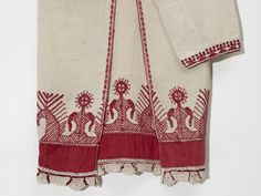 Beautiful folk embroideries of Ingria, the geographical area of Russia near Finland and historically ethnic Finns| FolkCostume: Costumes and Embroidery of Ingria, part 3