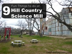 Hill Country Science Mill | STEM Museum | Kids | Texas