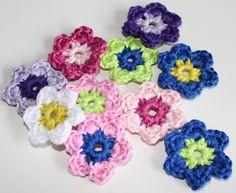 huisje 9: allemaal bloempjes