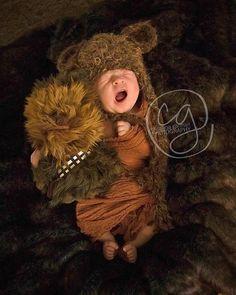 Baby Ewok Costume   popsugar