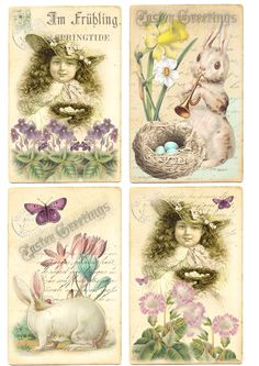 Eastercards...Design by A.Bongartz