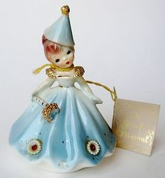 Vintage Josef Originals January New Years Doll Want.