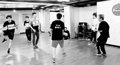 BTS, J-Hope @dance practice..you'd have to be pretty heartless not to love BTS dance practices..-x-