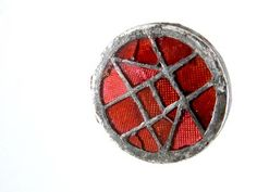 Mid 6thC Merovingian brooch. Saint Dizier, France.