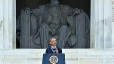 Barack Obama sigue las huellas de Martin Luther King 50 años después | CNN en Español