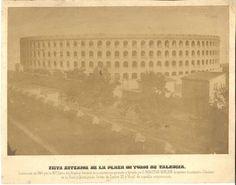 Plaza de Toros y muralla